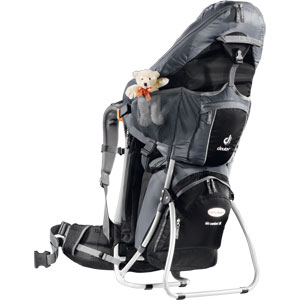 Overdesigned baby backpack