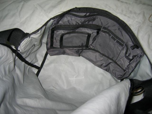 overdesigned bag