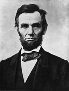 Honest Abe knew that being honest gave him power and strength of character